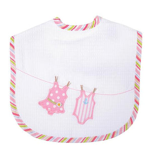 Applique Bibs - Assorted