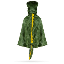 Load image into Gallery viewer, T-Rex Hooded Cape