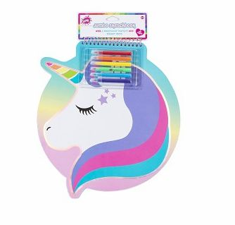 Unicorn Giant Sketch Book