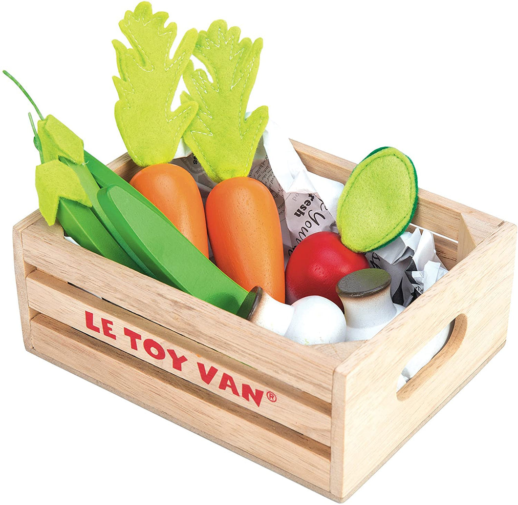 Market Crate Vegetables