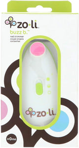 Buzz B Electric Baby Nail File