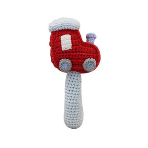"Train Stick 6"" Rattle"