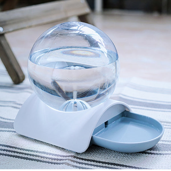 Automatic Bubble Water Fountain