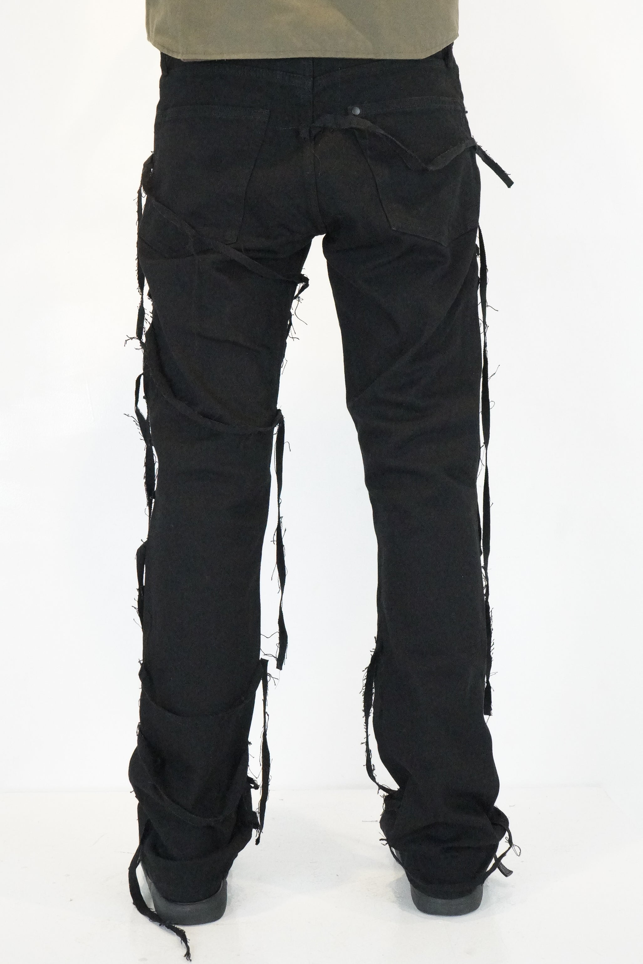 Nazareth Denim In Black