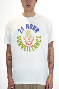 24 Hour T-Shirt in White