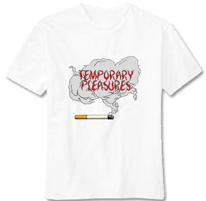 Temporary Pleasures Tee (White)