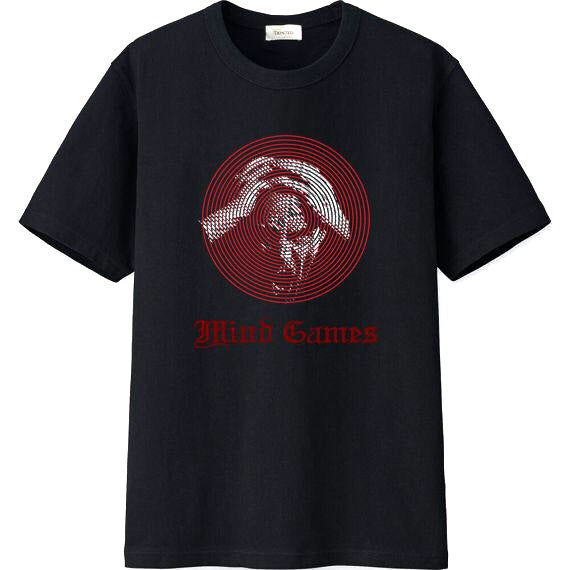 Mind Games #1 Tee (Black)