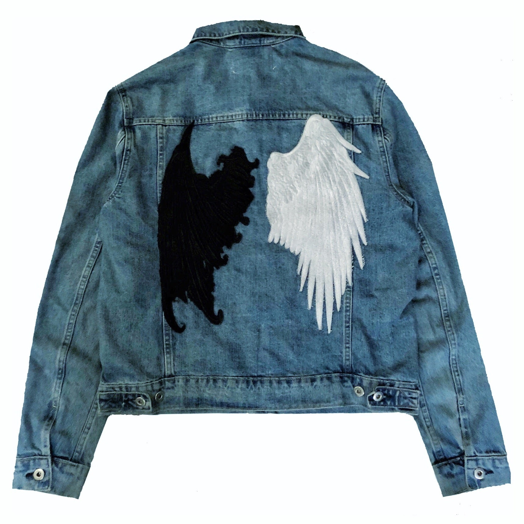 Mercy & Severity Trucker (Washed Blue)