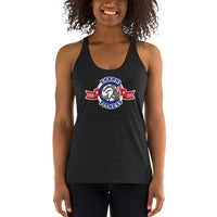 Shark Fitness Training 20 years Women's Racerback Tank