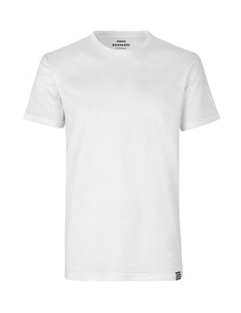 MADS NOORGARD MEN FAVORITE THOR SHIRT - weiß