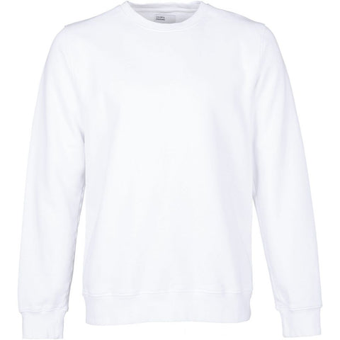 Colorful Standard Man Classic Organic Crew - white