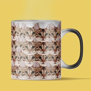 Custom Magic Pet Mug