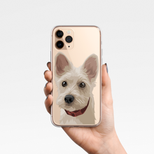 Load image into Gallery viewer, Custom Pet iPhone/Samsung Case