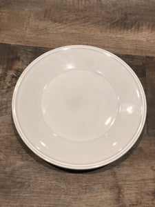 Provisions Dinner Plate Set of 4 Blue Gray