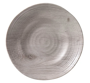 "Driftwood Round 8"" Salad Plate Set of 4"