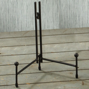 Hinged Metal Straight Edge Easel