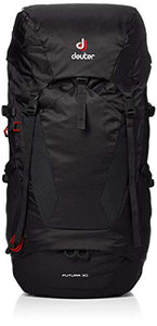 Deuter Futura 30 Sac à Dos Mixte Adulte  Noir (Black)  68 Centimeters
