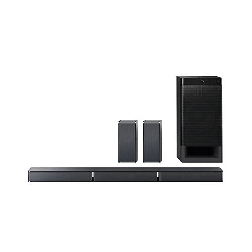 Sony HT-RT3 Barre de Son Surround 5.1  Bluetooth NFC  600W - Noir