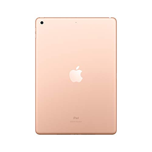 Apple iPad 10.2 (2019) 128Go WiFi Doré