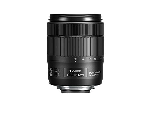 Canon 18-135 mm / F 3.5-5.6 EF-S IS USM Objectifs 18 mm