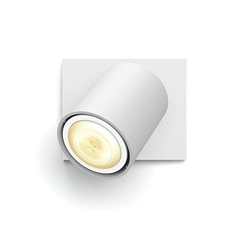 Philips Hue White Ambiance RUNNER Spot 1x5.5W extension - Blanc (télécommande non incluse)