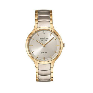 Bruno Söhnle Quartz Watch with Stainless Steel Strap 17-23189-292