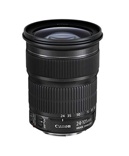 Canon Objectif EF 24-105mm F/3 5-5 6 IS STM