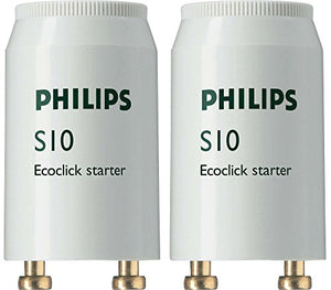 Philips Ampoule Tube Fluorescent Starter Culot S10 65 Watts