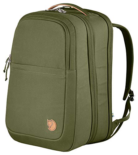 FJÄLLRÄVEN Travel Pack Sac a Dos Mixte Adulte  Vert (Verde)  45 Centimeters