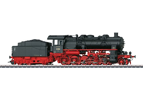 Märklin 37587 – Train de Marchandises de Locomotive à Vapeur BR 58 DRG