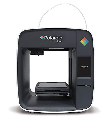 Polaroid 3D 3D Printer  Easy to Use with Free 1 kg Filament and a PriceHolder Housse Anti-Pluie  32 cm  Beige (Polaroid Playsmart Printer)