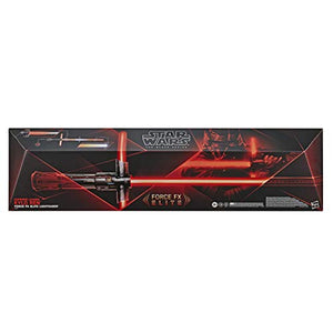 Star Wars – Edition Collector – Sabre Laser Force FX Deluxe The Black Series Kylo Ren