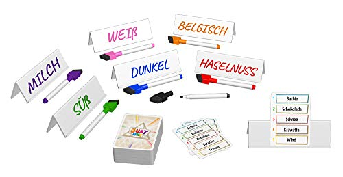 Asmodee GmbH RPOD0009 Just One Multicolore - Version Allemande