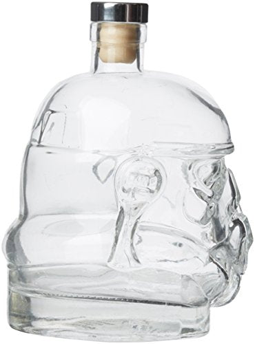 Shepperton Design Studios - Original Stormtrooper Carafe Verre Transparent - thumbs UP! - 1001488