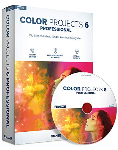 Color projects #6 professional (Win & Mac)