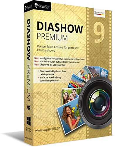 AquaSoft DiaShow 9 Premium [import allemand]