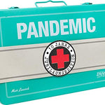 Asmodee GmbH ZMND0009 Pandemic : 10 Ans danniversaire  Multicolore - Version Allemande