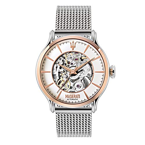 MASERATI R8823118004 - Montre Homme - Or rose