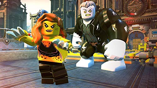 LEGO DC Super-Villains PS/4