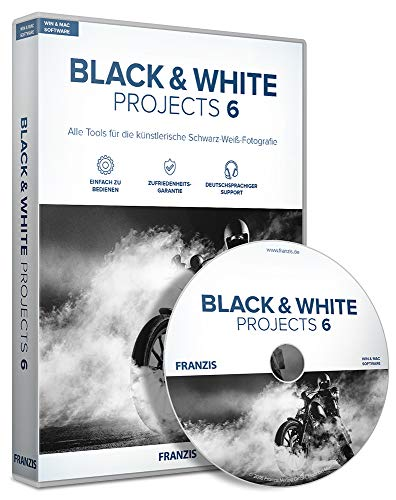 BLACK & WHITE projects #6 (Win & Mac)