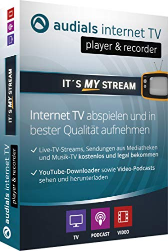 Audials Internet TV/CD-ROM