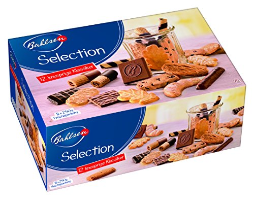 Bahlsen Selection  1er Pack (8 x 250 g)