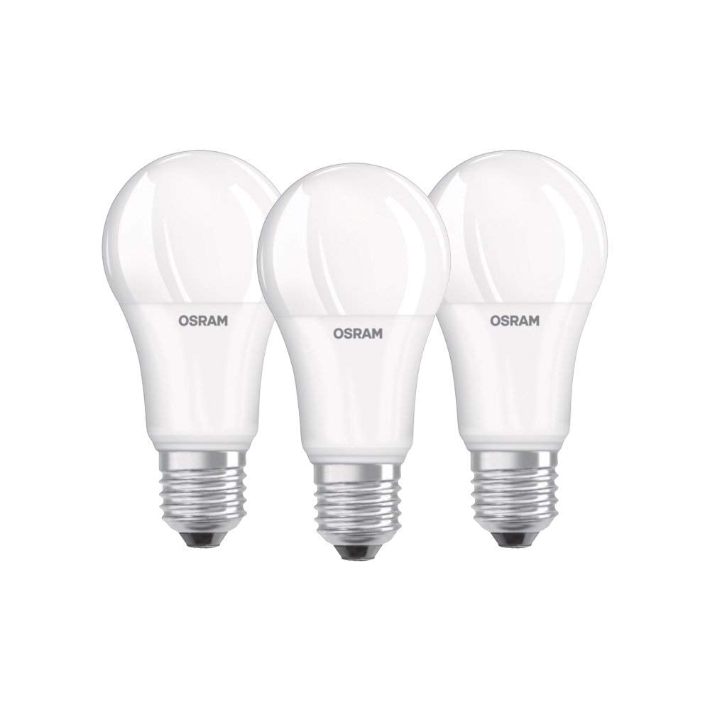 Osram Ampoule LED Plastique 14 00 W E27 Blanc 3 Lot de 3