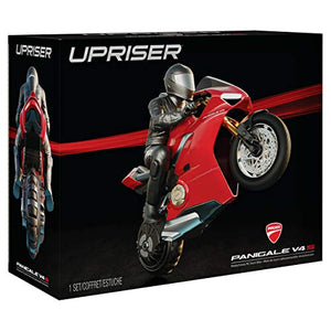 Air Hogs- Ducati Upriser  6053427  Multicolore