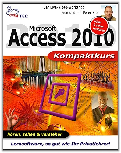 MS Access 2010 Video-Training-Der große Praxiskurs Auf [Interactive DVD] [Import]