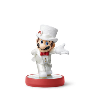 Amiibo Collection Super Mario - Mario (Tenue de mariage)