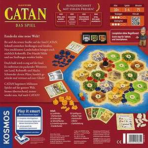 Kosmos - Catan - Le Jeu (Version Allemande)