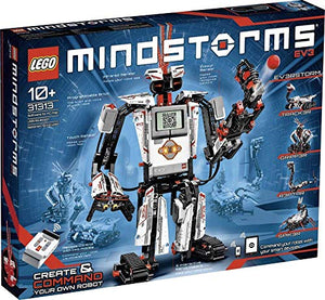 LEGO MINDSTORMS EV3 Jeux de Construction  31313  Multicolore
