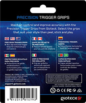Gioteck Précision Trigger Grips pour PS4
