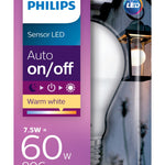Philips 8718696739402 A +  LED D2D 60 W A60 E27 WW fr ND srt4  plastique  7 5 watts  E27  mat  6.2 x 6.2 x 11.4 cm